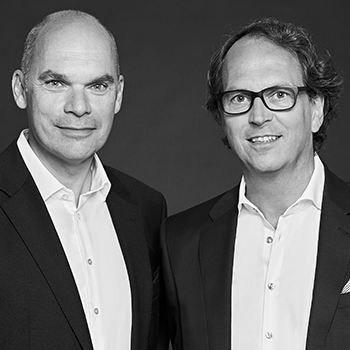 Frank und Gerd Oliver Seidensticker