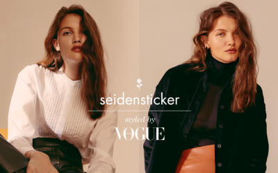 Seidensticker Styled by VOGUE